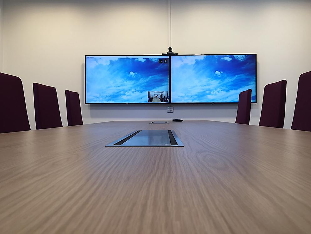 Styrerom cisco sx20 videokonferanse wireless levert av plenus